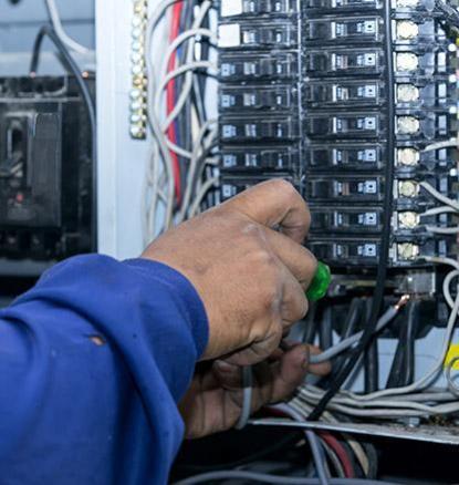 Installation électricité