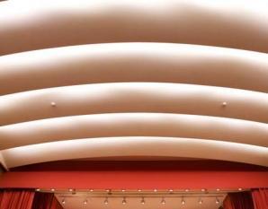 Nouvel éclairage éco pour salle de théâtre à Bruxelles