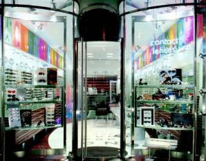 Eclairage magasin sur Bruxelles